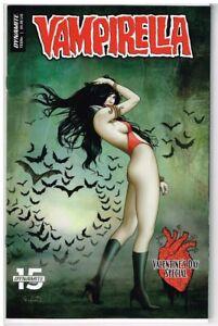 Vengeance of Vampirella #4 Cover B NM 2020 Dynamite Vault 35