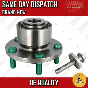 FORD-FOCUS-MK2-2004-2012-FRONT-WHEEL-BEARING-HUB-KIT-WITH-ABS-BRAND-NEW
