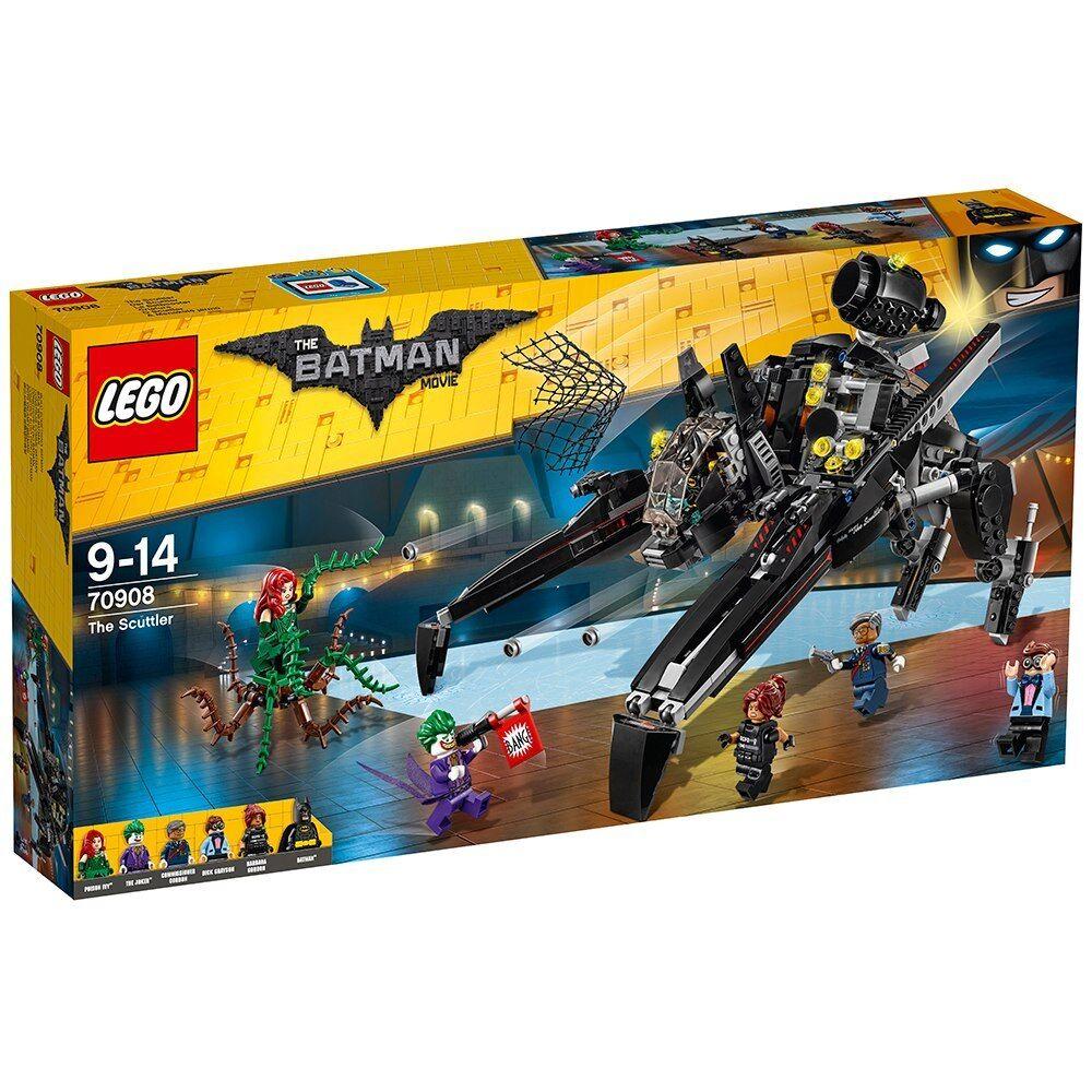 LEGO DC COMICS 70908: BATMAN MOVIE IL VANITY-Nuovo di Zecca