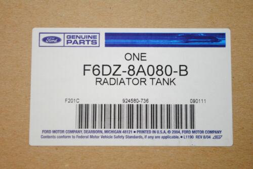 NEW OEM 1996-1999 Ford Taurus 3.0 V6 12v Coolant Overflow Reservoir Tank Bottle