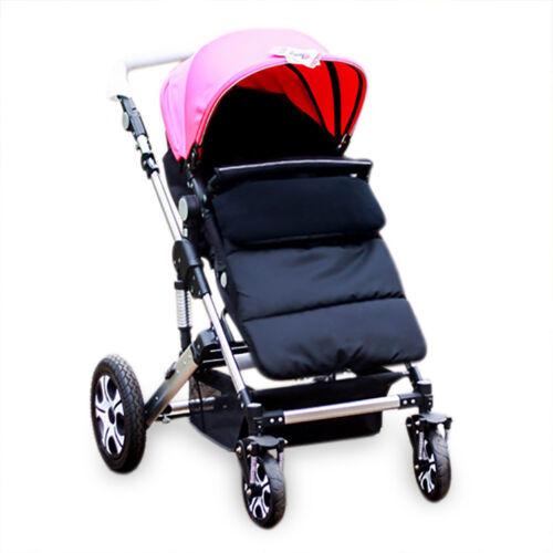 Babies Footmuff Sleeping Bag Cold-proof Stroller Mat Foot Cover Water Resistant
