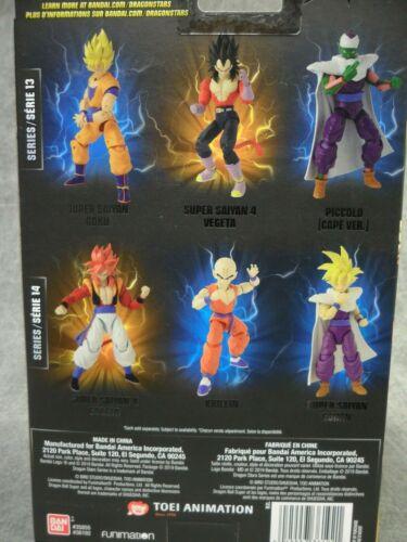 Piccolo Bandai Dragon Ball Stars Version 2 * Wave 13 Action Figure