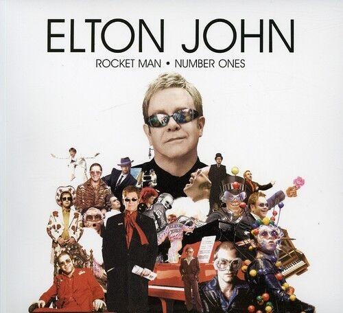 1 of 1 - Elton John - Rocket Man: Number Ones [New CD] Rmst, Special Packaging