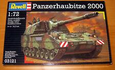 Revell 03121-1//72 Dt Panzerhaubitze 2000 Neu Bundeswehr