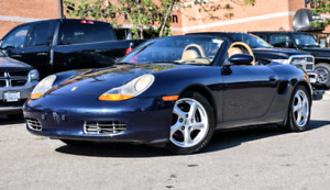 Boxster for sale manual