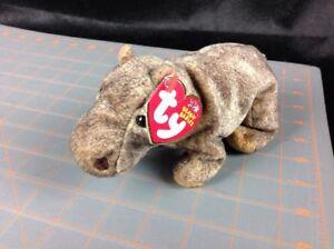 879b6f5571b Ty Beanie Babies TUBBO the Hippo 7