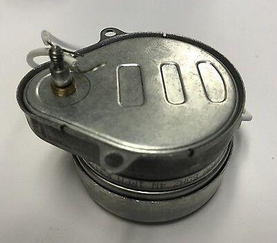 K175RD-5-6 110VAC 1RPM 60Hz Hansen Synchron 630 Clock Motor Factory RED Seal