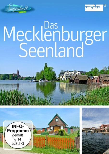 Das Mecklenburger Seenland - MDR Sagenhaft - Urlaub / Reiseführer - DVD NEU/OVP