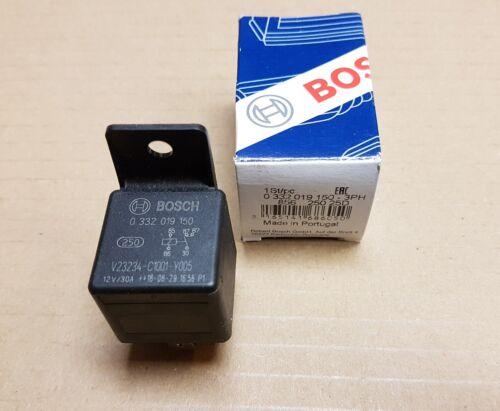Relay Bosch 12V//30A 0332019150