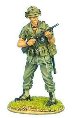 First Legion - VN006 - US 25th Infantry Division Standing with Ithaca - Vietnam