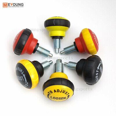 M20 Thread Spring Adjustment T Pin Recumbent Fitness Pop Pull Pin Selector Pins