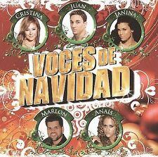 Voces De Navidad