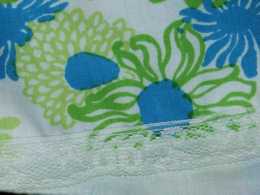 Lilly Pulitzer Vintage Skirt SZ 8 The Lilly Blue … - image 6