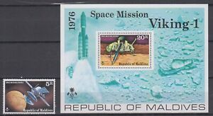 Maldive-Islands-1976-034-Viking-I-US-Mars-Mission-034-MNH