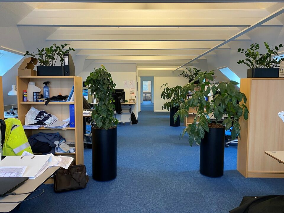 Kontor til leje Lyngby