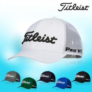 Titleist Tour Snapback Mesh Golf Cap Hat TH8ASCMTK-9 Mens Womens ... 9bca23732db7
