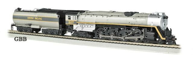 HO Scale UNION PACIFIC (OVERLAND) 4-8-4 DCC Ready Locomotive BACHMANN New 53502