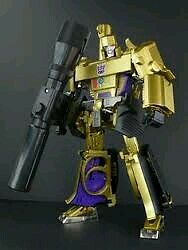 Transformers-Masterpiece-MP-05G-Gold-Version-Megatron-Takara-MISB