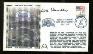 AB-Happy-Chandler-Signed-FDC-First-Day-Cover-6-5x4-Autograph-Commissioner-56215