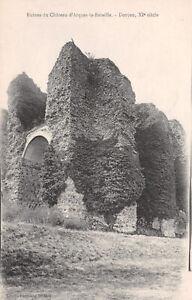 R227479 Ruines du Chateau dArques la Bataille. Donjon XIe siecle. Benjamin