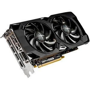 PC-SCHEDA-VIDEO-GRAFICA-RICONDIZIONATA-XFX-AMD-RADEON-RX-470-8GB-GDDR5-PCI-E-16X