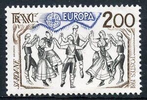 Stamp / Timbre France Neuf N° 2139 ** La Sardane Catalans Une Grande VariéTé De ModèLes