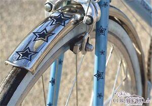25x étoiles Vélo Autocollant Bike Film Autocollant sticker voiture tuning stars étoile  </span>