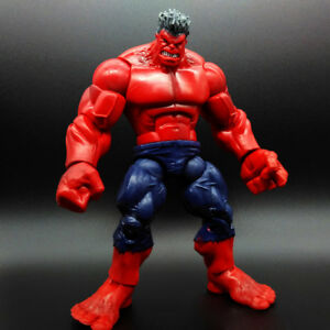 Marvel-Universe-Avengers-Incredible-RED-HULK-Action-Figure-toy-F4