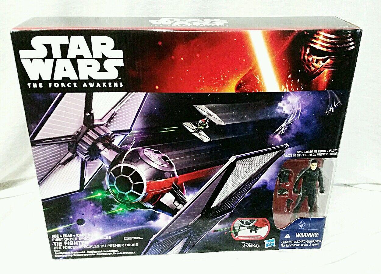 2015 Star Wars The Force despierta fuerzas especiales de primer orden Corbata piloto de combate con