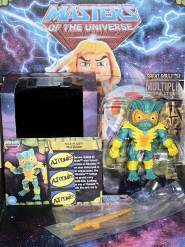 Mer-Man Masters of the Universe MOTU Loyal Subjects Mini Figure B