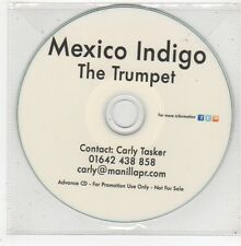 (GD898) Mexico Indigo, The Trumpet - DJ CD