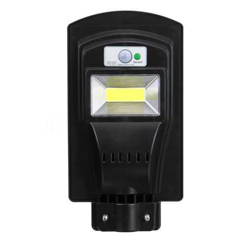100-300COB 65000LM 600W Solar Straßenlaterne LED Induktionslampe Fernbedienung