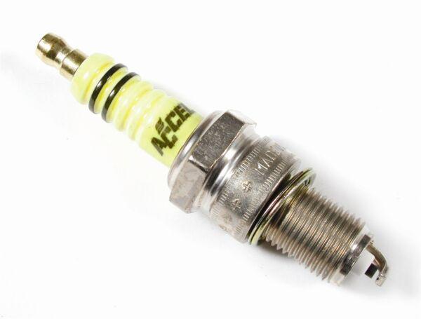 Accel Spark Plugs Plug U-Groove Resistor Blister-Pak 8180