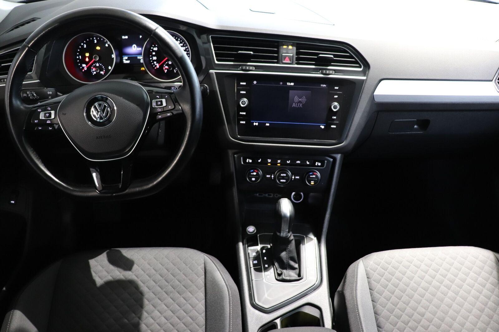 VW Tiguan TDi 150 Comfortline+ DSG
