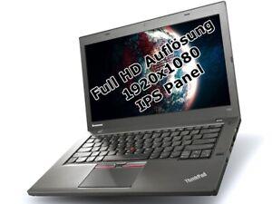 Lenovo-ThinkPad-T450-i7-5600U-2-6GHz-4GB-180GB-SSD-14-034-Win-10-Pro-IPS-1920x1080