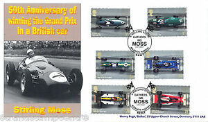 2007 Grand Prix - Henry Pugh Moss, Brands Hatch Off - VERY Limited Production!