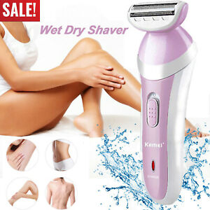 Women-Electric-Shaver-Ladies-Razor-Trimmer-Rechargeable-Hair-Leg-Remover-Removal