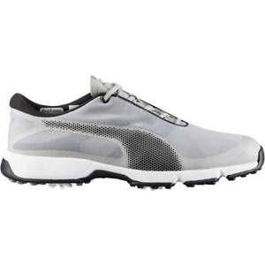 387a86d24ecd New Puma Mens Ignite Drive Sport Golf Shoes Drizzle Black White ...