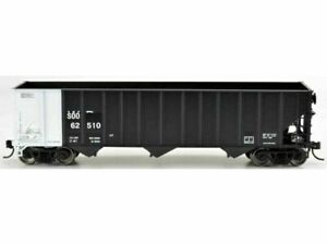Bowser-New-2020-HO-Scale-100-Ton-3-Bay-Hopper-SOO-Ex-WP-62390-42401