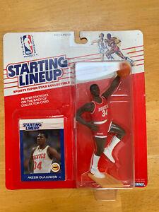 1988 hakeem olajuwon starting lineup 🔥 SLU