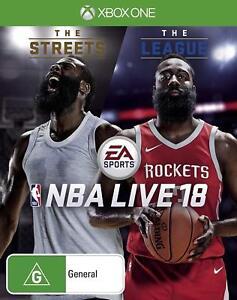NBA-Live-18-Xbox-One-Brand-New-FAST-DISPATCH