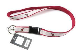 MINNESOTA VIKINGS NFL Football Official Licensed Sparkle Lanyard Key Chain