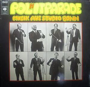 LP-PULIDO-H-ITPARADE-musica-aus-dem-studio-bonn-nm
