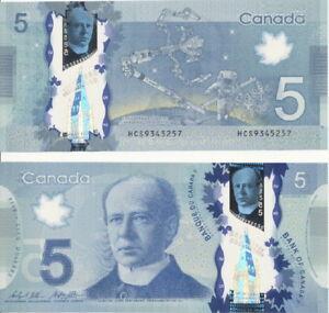 Canada-Canada-5-Dollar-2013-UNC-Pick-106c