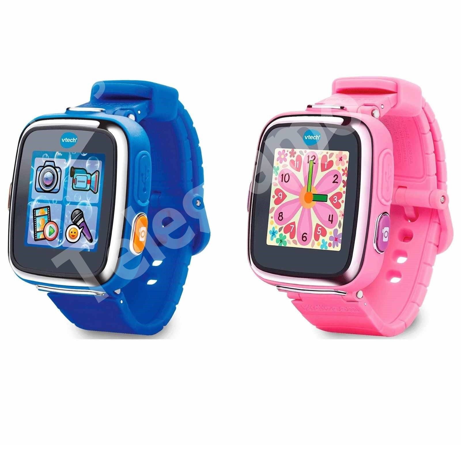 Smart Watch VTech Kidizoom  DX Colour Touch Screen bluee Pink (4+ Years)
