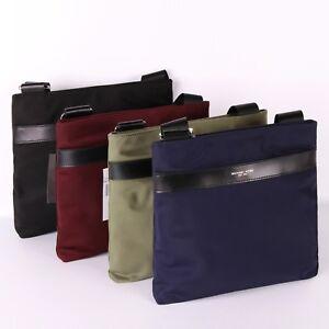 cb35c64abcba NWT Michael Kors Men s KENT Nylon Medium Crossbody Messenger Bag