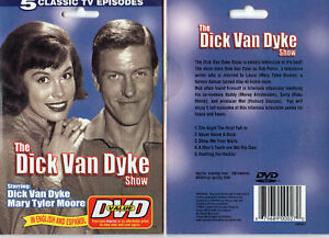 Two-Classic-TV-DVD-Dick-VanDyke-Ozzie-amp-Harriet-NR-Television-Shows-Comedy