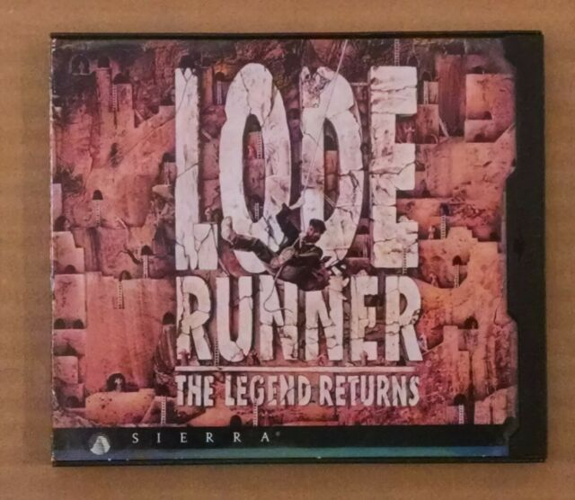 Lode Runner: The Legend Returns (PC, 1994) Sierra