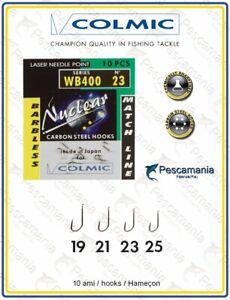 Amo-colmic-WB400-acciaio-al-carbonio-110-Senza-ardiglione-Bronzato-diritto