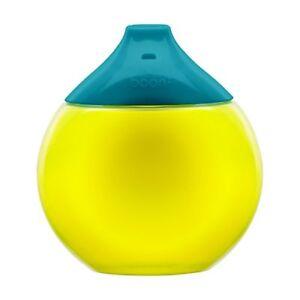 Boon-GreenBlue-Fluid-Sippy-Cup